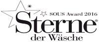 Sterne der Wäsche Award 2016